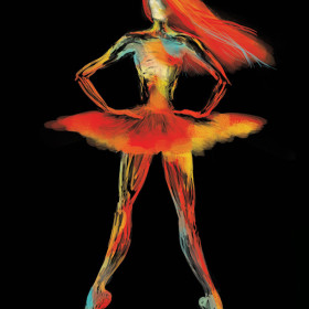 Huntsville Ballet Woman