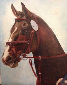 Harley- Oil on canvas 11x14