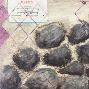 cobble stones art journaling