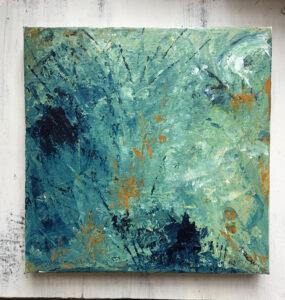 Blue Seranade © Monica Yother